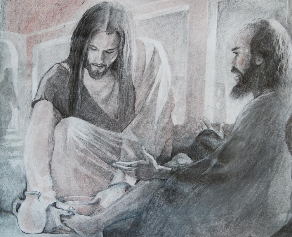 유월절 날짜 올바로 지키기를 원하고 원하신 예수님